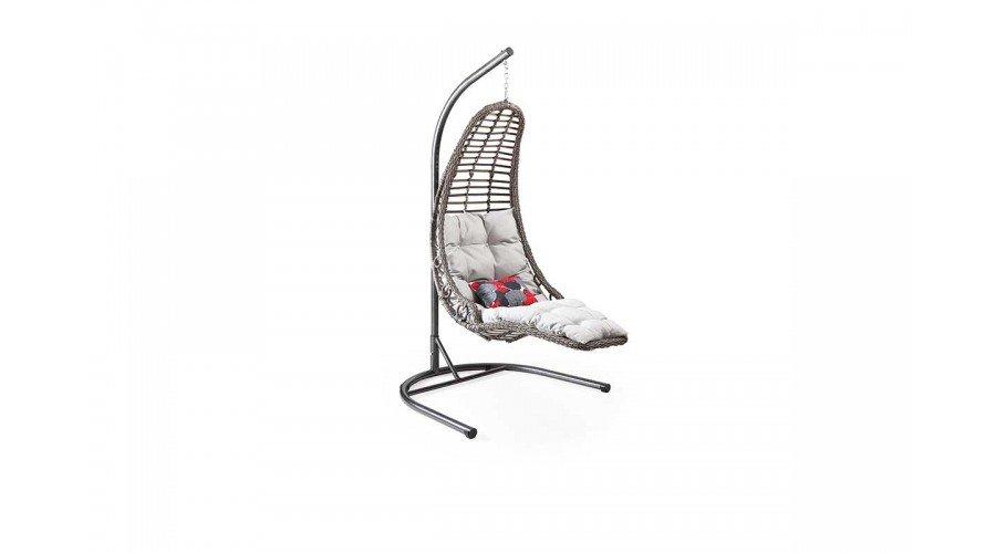 Capri Swing Bodrum Tekli Bahçe Balkon Salıncağı