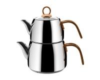 Emsan Teatanyum (L) Çaydanlık Takımı