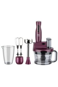 Fakir Mr.Chef Quadro 1000 W Blender Seti Violet