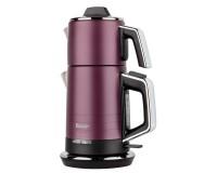 Fakir Temper 2200 W Çelik Çay Makinesi Violet
