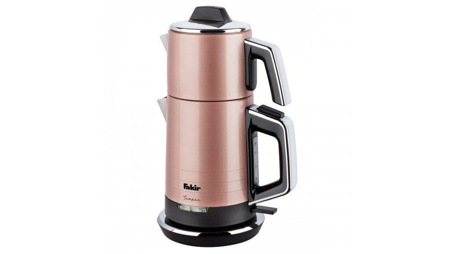 Fakir Temper 2200 W Çelik Çay Makinesi Rosie