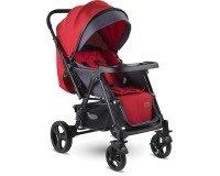 Babyhope BH-3056 Space Çift Yönlü Bebek Arabası Kırmızı