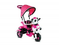 BabyHope 127 Little Panda 3 Tekerli Çocuk Bisikleti Pembe