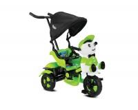 BabyHope 125 Yupi Panda 3 Tekerli Çocuk Bisikleti Yeşil