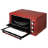 Simfer 4505 Kırmızı 45 lt Midi Fırın